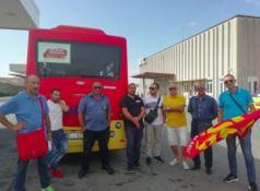 Catanzaro, primo giorno di sciopero dei lavoratori Amc