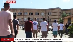 Scuole a Catanzaro, Bruno: «La nostra rete la più sicura della Calabria»
