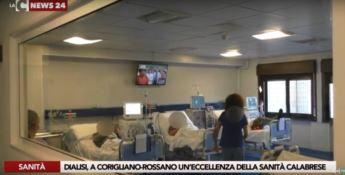 Il reparto dialisi di Corigliano-Rossano un'oasi nel deserto della sanità calabrese
