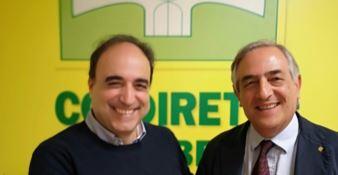 14 anni di Coldiretti: Molinaro passa il testimone a Franco Aceto