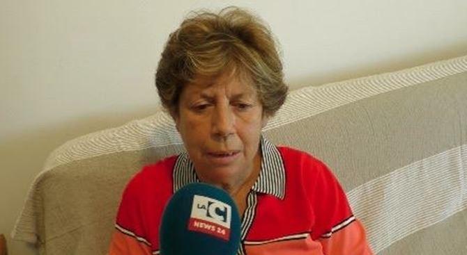 Liliana, madre della vittima