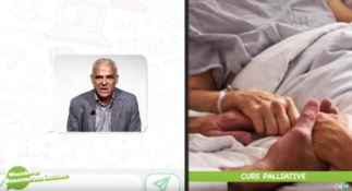 Cure palliative, il WhatsApp del dottor Bonaventura Lazzaro