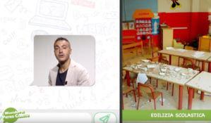 Edilizia scolastica, il WhatsApp di Pietro Comito