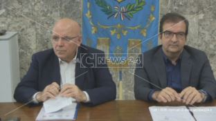 Mario Oliverio e Mario Occhiuto