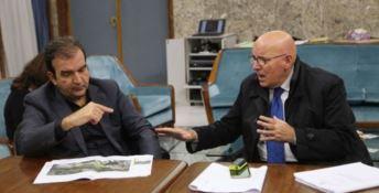Mario Occhiuto e Mario Oliverio