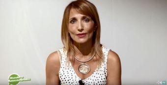 Cancro: l'importanza della prevenzione, il WhatsApp di Annalisa Spinelli