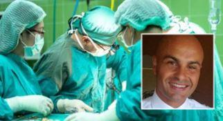 Un chirurgo crotonese nell'equipe che ha eseguito il primo trapianto di faccia