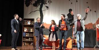 """""""Farà giorno"""", successo per la commedia in scena al teatro di Catanzaro"""