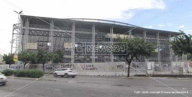 Crotone, stadio Scida