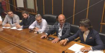 Stadio di Crotone, Pugliese e Vrenna: «È un primo risultato»