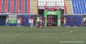 """Calcio, """"sgambata"""" allo Scida per il Crotone contro la Primavera"""