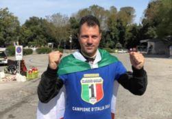 MOTORI | Claudio Gullo è il nuovo campione d'Italia del torneo Velocità Montagna