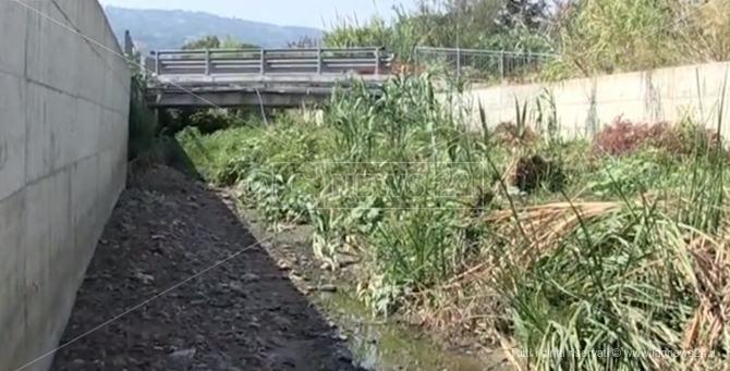 Il torrente Sant'Anna