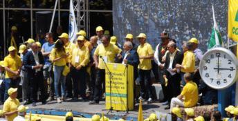 «Giù le mani dai Consorzi»: al via la protesta degli agricoltori calabresi