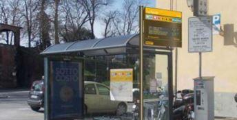 Bus a Castrolibero, informazioni in tempo reale con la palina intelligente