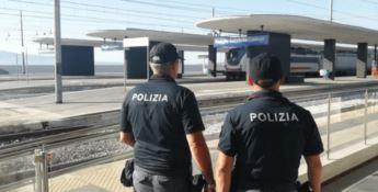 Controlli a tappeto su treni e stazioni calabresi: sanzioni e denunce