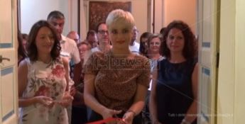 Marianna Loria inaugura la mostra