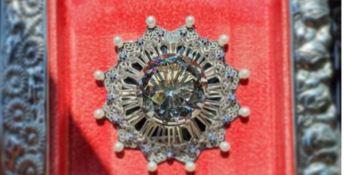 Diamante, un'opera del maestro Sacco per omaggiare la Madonna