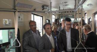 Riparte la funicolare di Catanzaro, il sindaco: «Impianto più sicuro e veloce»
