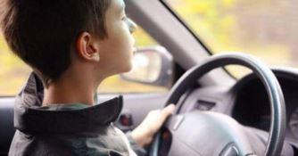 Un bambino alla guida - Repertorio