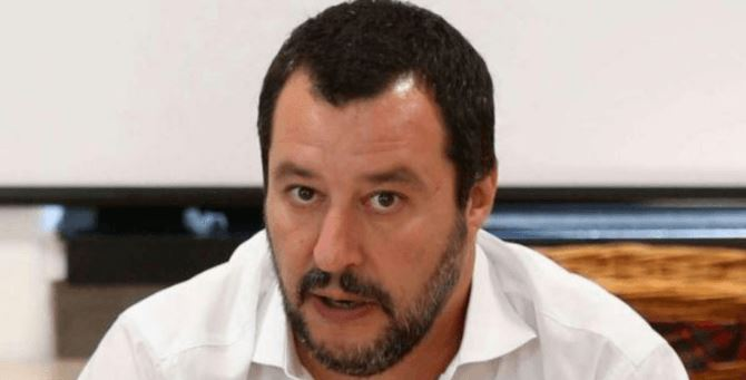 Caso Open Arms, Salvini:
