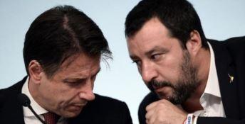Ultimatum di Salvini a Conte: «Nuovo contratto e rimpasto o voto subito»