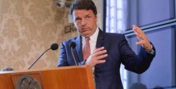 L'ex premier Renzi