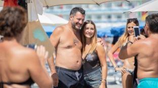Doppia tappa del ministro Salvini in Calabria