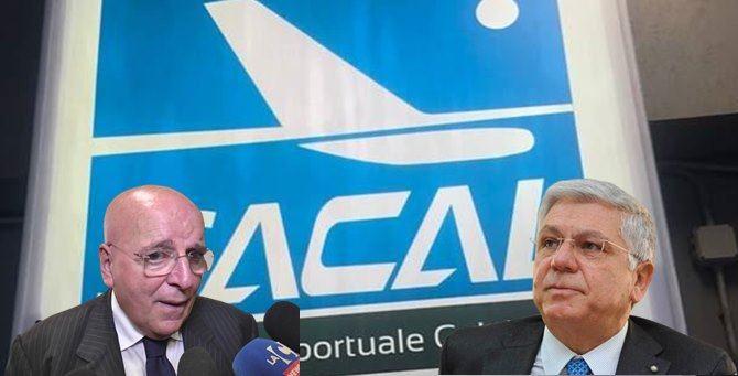 Mario Oliverio e Arturo De Felice