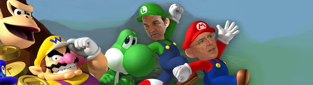 Corri Mario, corri...