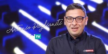 Antonio Paglianiti, il direttore tecnico di LaC Tv innamorato delle telecamere