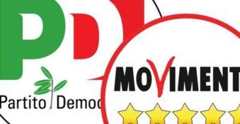 Cinque Stelle-Pd, l'intesa già fatta a Roma che spacca i partiti in Calabria
