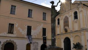 Lamezia, complesso San Domenico