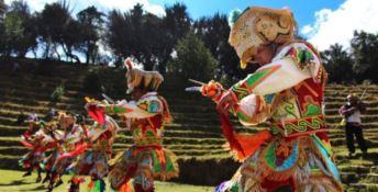 Il Perù sbarca ai piedi del Pollino per il festival mondiale del folklore