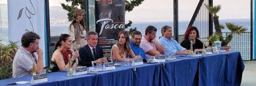 La Tosca di Puccini pronta ad emozionare Soverato