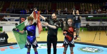 Arti marziali, bronzo mondiale per la 15enne calabrese Giulia Ceraudo