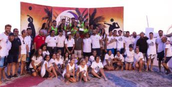 Amantea si conferma capitale del beach volley calabrese