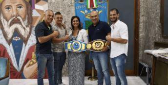 Da Fuscaldo ai podi mondiali di boxe: Morello e Lizzi ospiti a Cosenza