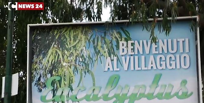 Il villaggio turistico a Simeri Crichi