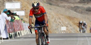Investito da un'auto nel Cosentino il ciclista Domenico Pozzovivo