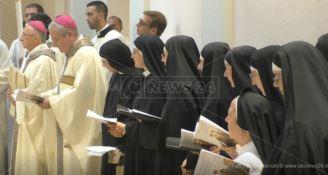 In Calabria il primo monastero di clausura femminile agostiniano del Sud