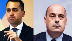 «Quest'accordo s'ha da fare». Zingaretti e Di Maio a cena limano l'intesa sulla Calabria
