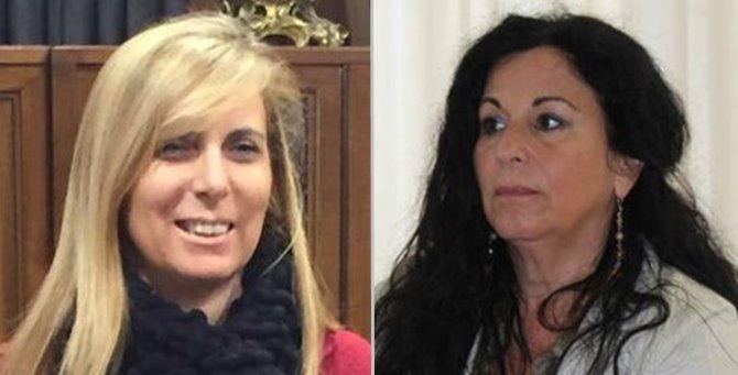 Giuseppina Panizzoli e Isabella Mastrobuono