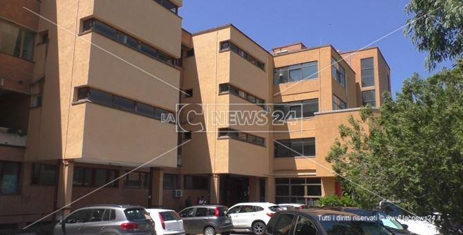 L'ospedale Iannello di Cetraro