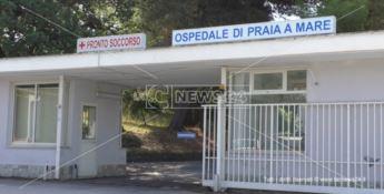 Praia a Mare, furto all'ospedale: rubati 18mila euro