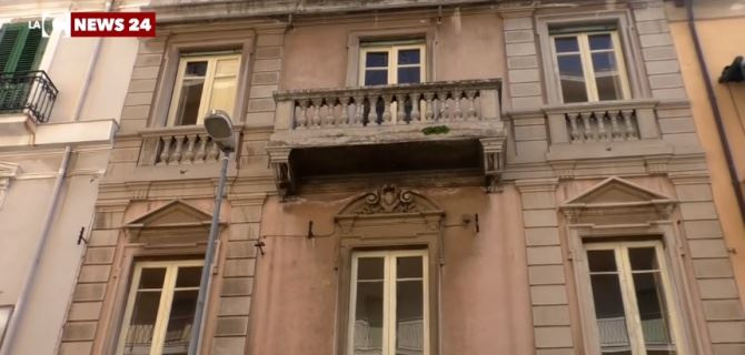 Reggio, il bene confiscato