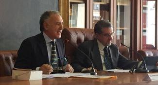Ordine degli avvocati di Cosenza, en plein della lista Gallucci