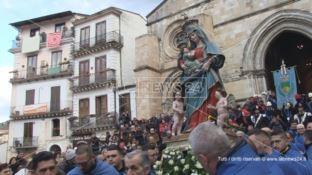 Cosenza rinnova la devozione verso la Madonna del Pilerio