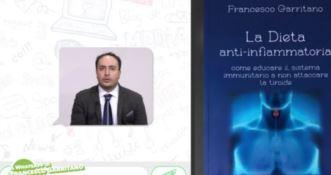 La dieta anti-infiammatoria, il WhatsApp del dottor Garritano