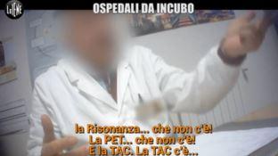 La sanità da incubo in Calabria e lo «scaricabarile» dopo l'inchiesta delle Iene